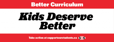 Support Our Students Alberta